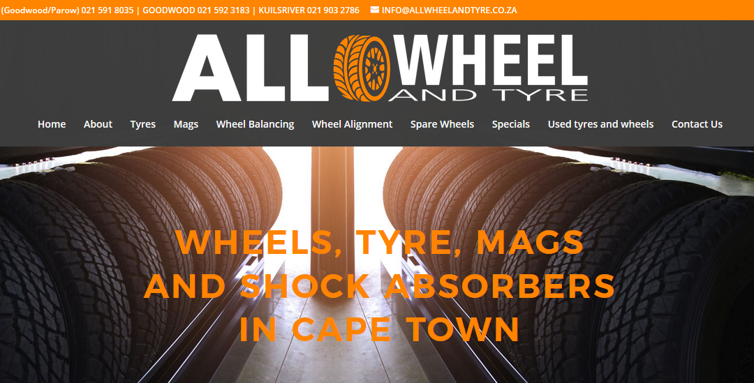 All Wheel and Tyre