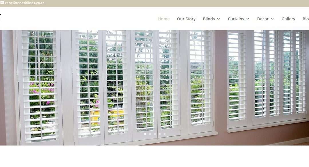 Renés Decor | Blinds and Curtains