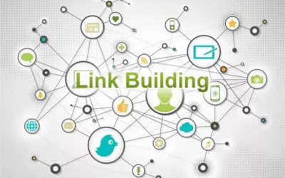 Building links for articles
